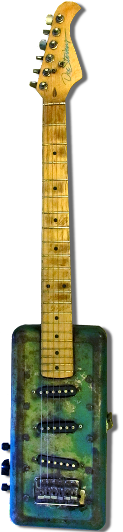 Doc Stevens' custom guitars - DocStevens.org